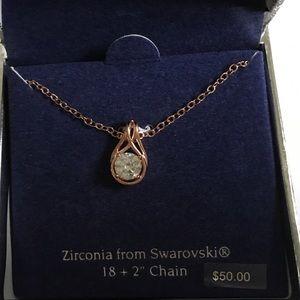Jewelry - Brilliance Swarovski Crystals Necklace New